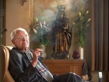 Pastoor Van Velthoven van Venhorst is verhuisd naar Schaijk, noodgedwongen