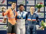 Theo Bos is na EK-zilver op kilometer tijdrit nog niet klaar met baanwielrennen