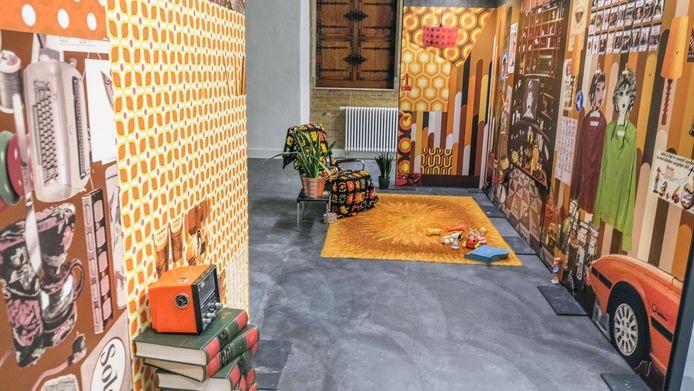 Ieper tentoonstelling Gerard Vermeersch