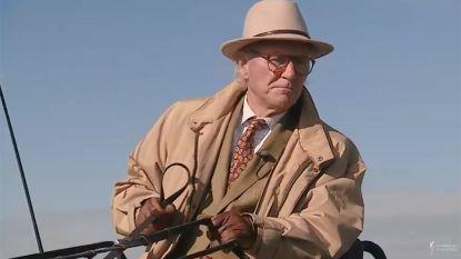 """""""Paard op de baan? Kalm aan!"""" Willy Naessens gezicht van campagne voor verkeersveiligheid van ruiters"""