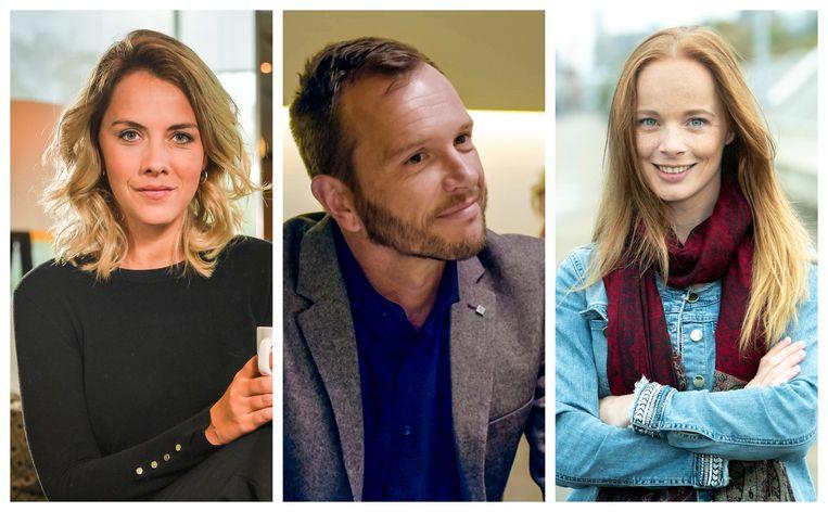 Leen Dendievel, Maxime De Winne en Daphne Paelinck zijn het slachtoffer van identiteitsfraude