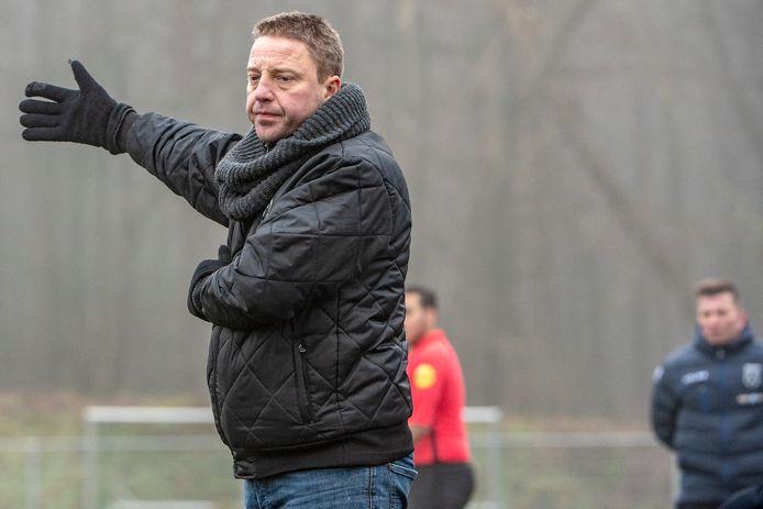 Achilles-trainer Stefan Muller.