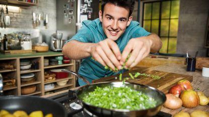 IN BEELD. VTM toont eerste beelden van Loïc in gloednieuwe keuken