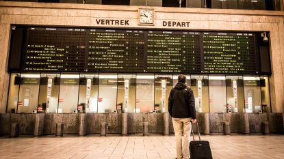 Spoorstaking NMBS is van start gegaan: stakers dreigen treinen in Vorst te blokkeren