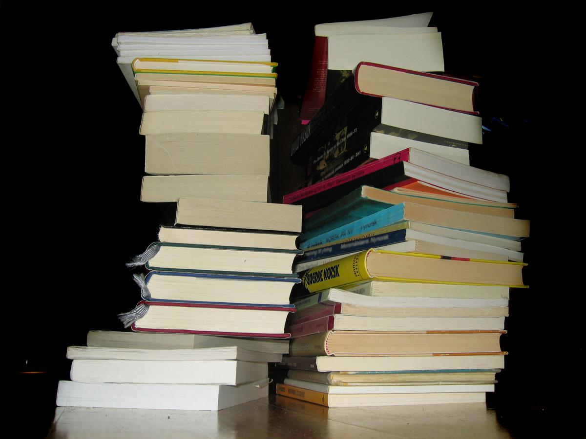 Boeken, foto ter illustratie.