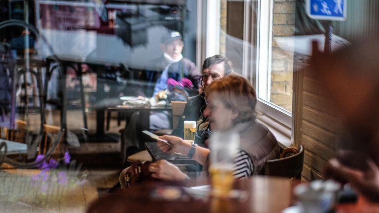 Café The Corner.
