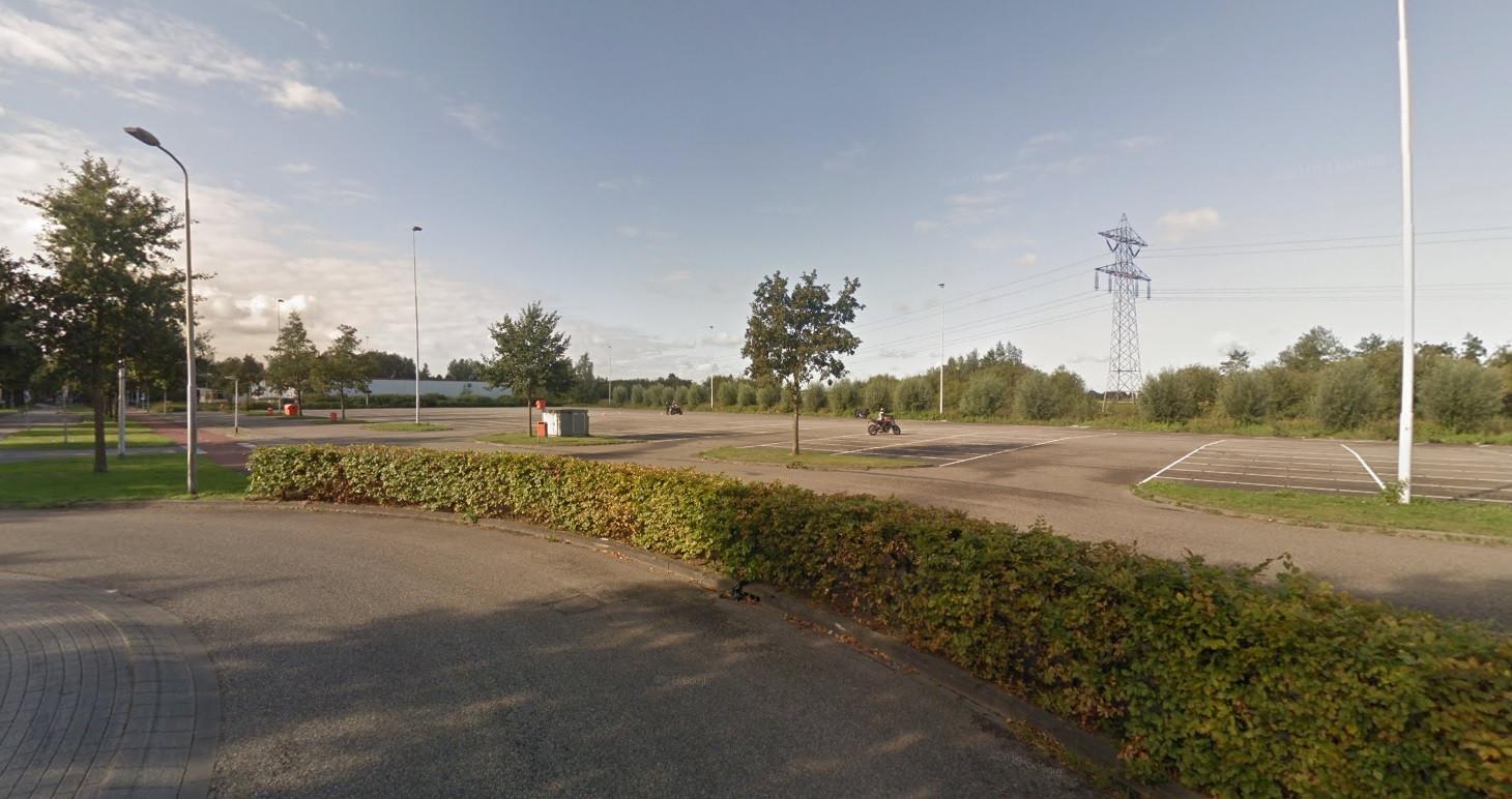 Veel overlast vindt plaats op het parkeerterrein van De Stok