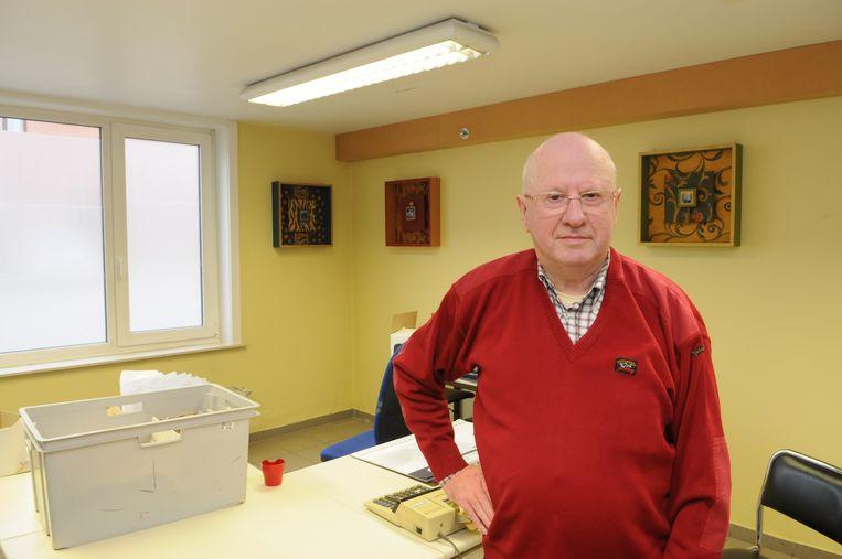 Zetelfabrikant André Ollevier wil investeren in eigen stad.
