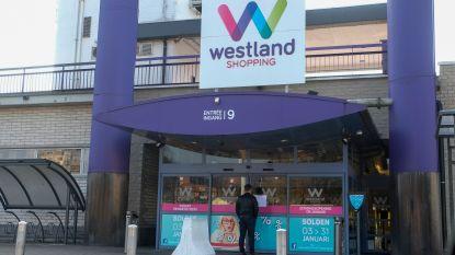 Westland Shopping Center in Anderlecht ontruimd door gaslek