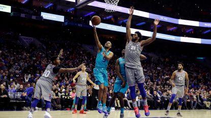 VIDEO. Embiid, Jokic en Towns schrijven NBA-geschiedenis met indrukwekkende statistieken