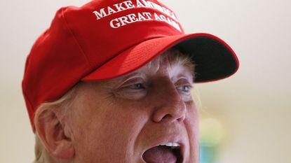 """Trump: """"Ik zou erg goed opschieten met Poetin"""""""