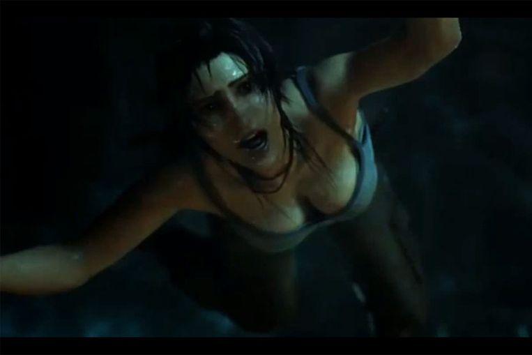Een 'nieuwe' Lara Croft in 2012 Beeld