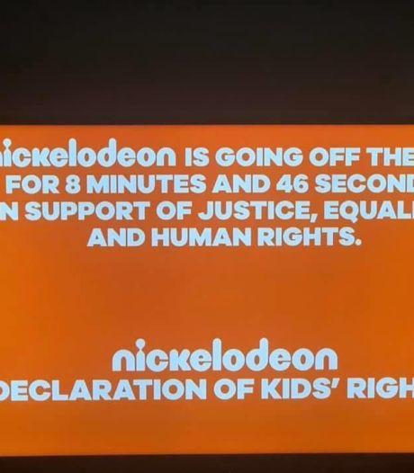 Nickelodeon et MTV diffusent 8 minutes et 46 secondes de respiration en l'honneur de George Floyd