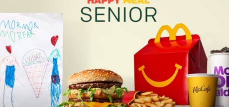 "McDonald's propose un ""Happy Meal"" pour les grands-parents en Suède"
