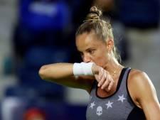 'Lucky loser' houdt Arantxa Rus uit kwartfinales Praag