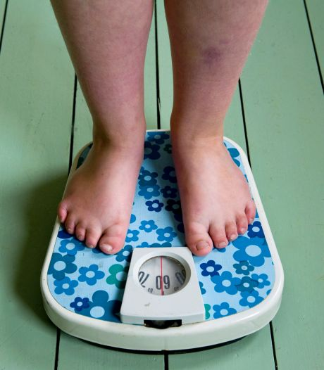 Rhedense kinderen zijn niet meer zo dik