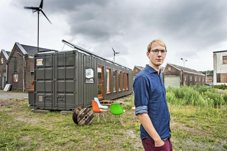 Gert van Vugt Beeld Guus Dubbelman / De Volkskrant