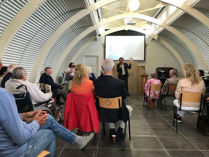 Presentatie 'Jong in de Zeeuwse oorlog' in Bevrijdingsmuseum Nieuwdorp