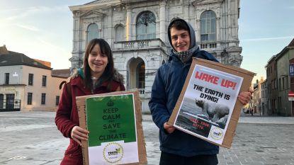 """Slechts twee brossers dragen klimaatactie in Vilvoorde: """"Drempel om school te missen is hoog"""""""