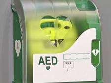 Bladel betaalt onderhoud AED's, geen aanschaf
