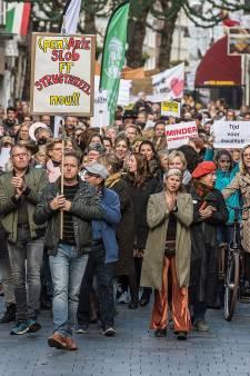 Minder scholen staken in West-Brabant: 'Publieke opinie moet zich niet tegen ons keren'