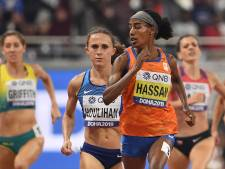 Hassan maakt indruk in halve finales op 1500 meter