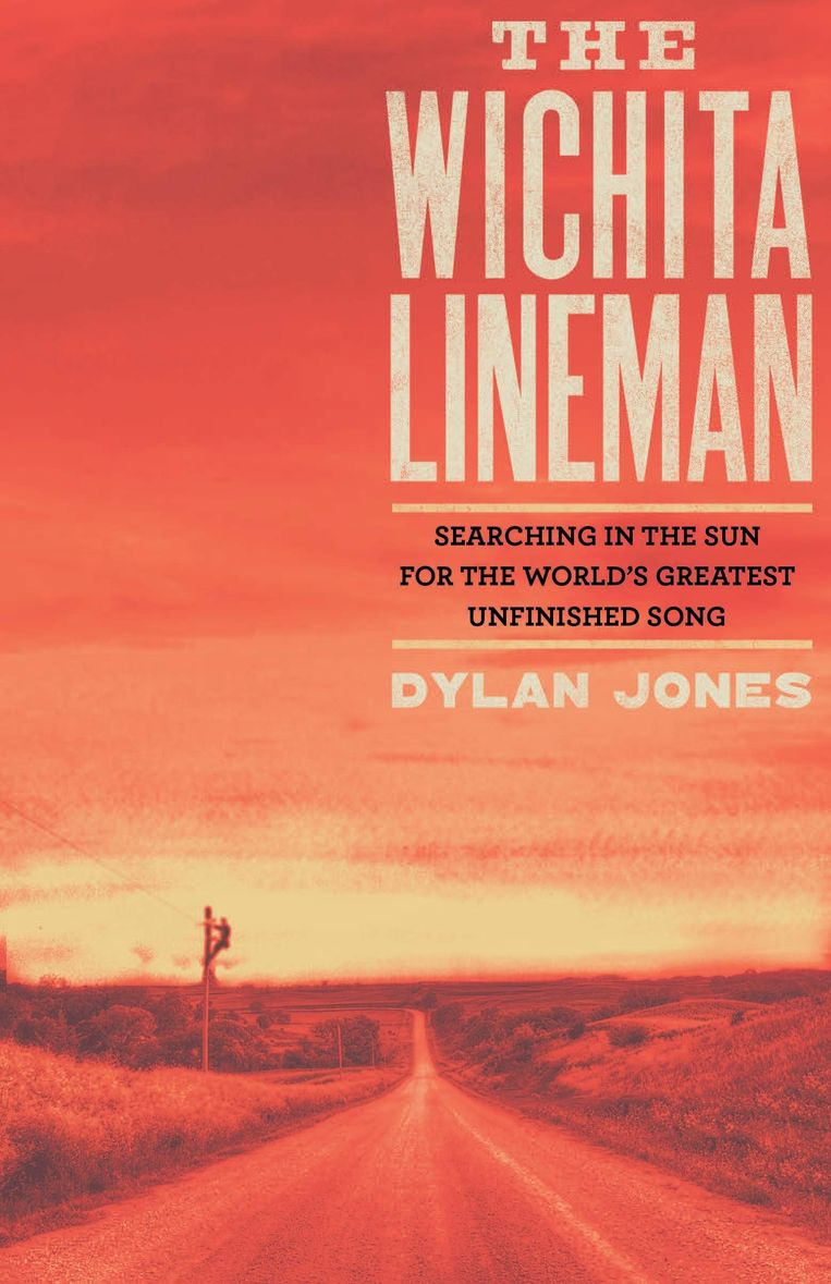Dylan Jones: The Wichita Lineman. Faber & Faber; € 12,99. Beeld Faber & Faber
