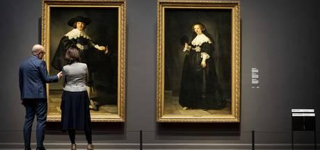 Kunstwerken Rembrandt en Renoir gestolen
