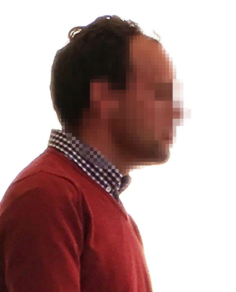 Michael T. (40) een magazijnier uit Kortrijk.