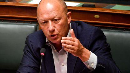 """Hans Bonte over rellen Brussel: """"We gaan de paraplu's zien opengaan"""""""