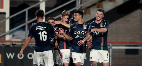 Piepjong NEC wint dankzij treffers van Janga en Tavsan van FC Volendam
