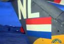 De door Libië in beslag genomen Nederlandse helikopter.
