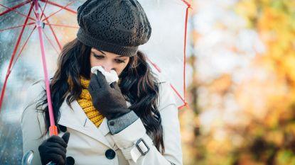 Serieus dipje: érg slechte luchtkwaliteit en druilerig kil weer, komend weekend uitzonderlijk koud