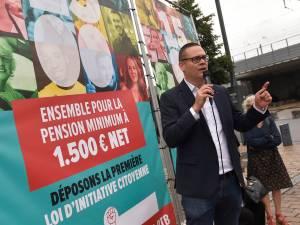 Une loi d'initiative citoyenne pour la pension minimum à 1.500 euros?