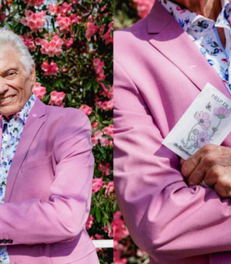 Bijenkorf en Ben Cramer delen 'bijvriendelijke' bloemzaadjes uit: 'Zaai Zaai Zaai'