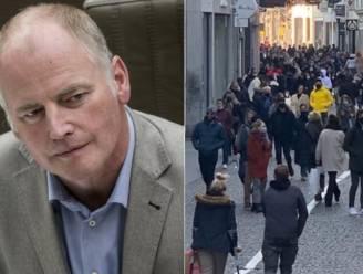 """Marino Keulen (Open Vld): """"Nederlandse politie moet maar controleren op Belgen die funshoppen"""""""