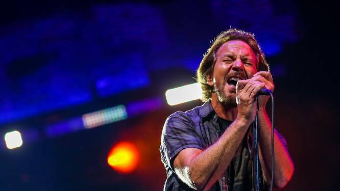 Pearl Jam herbevestigt voor Rock Werchter 2021