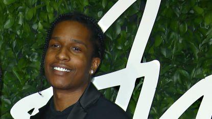 """Voorarrest had niet alleen maar nadelen: """"Iedereen kent A$AP Rocky nu"""""""