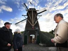 Op bezoek bij collega-molenaar uit Geldermalsen