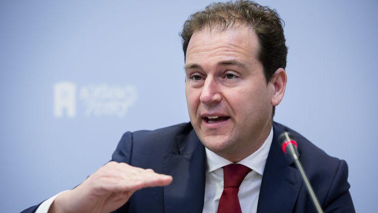 Vice-premier en minister van sociale zaken Lodewijk Asscher. Beeld anp