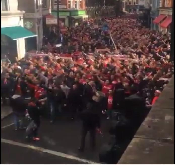 Fans van 1. FC Köln