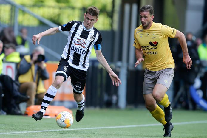 Tim Breukers blijft in ieder geval nog een jaar in Almelo.