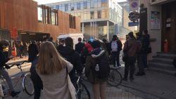 Bommelding in UFO in Gentse studentenbuurt: politie voert sweeping uit