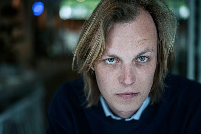 PR dgfoto Gelderlander Nijmegen: kunstenaar Jonah Falke