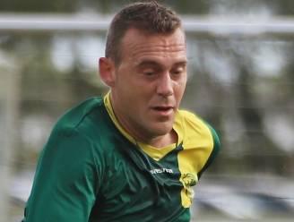 """Manolito Lucas stopt aan het einde van het seizoen bij Brielen Sport. """"Afscheid van een clubicoon"""""""