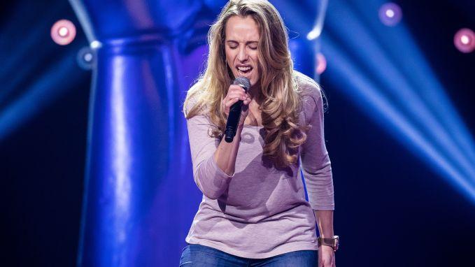 Een durfal, een powerchick en een Adele wandelen The Voice in
