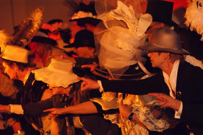 Donald Schalk fotografeerde een zondagmiddagconcert van operettevereniging d'Elstars.