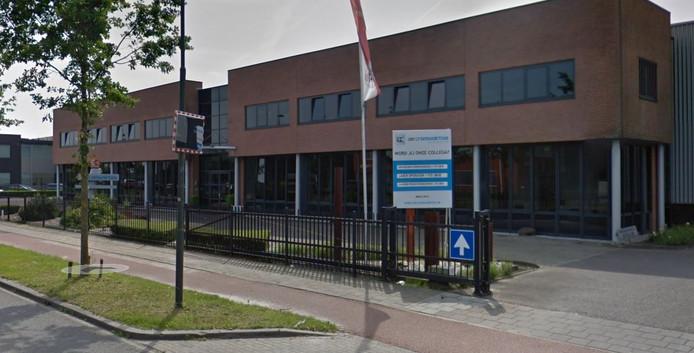 Metaalbedrijf De Cromvoirtse is in Oisterwijk gevestigd aan de Laarakkerweg.