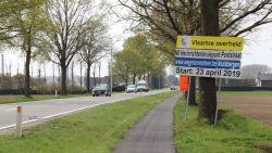Hinder tot aan het bouwverlof voor herinrichtingswerken aan de N8 in Kluisbergen