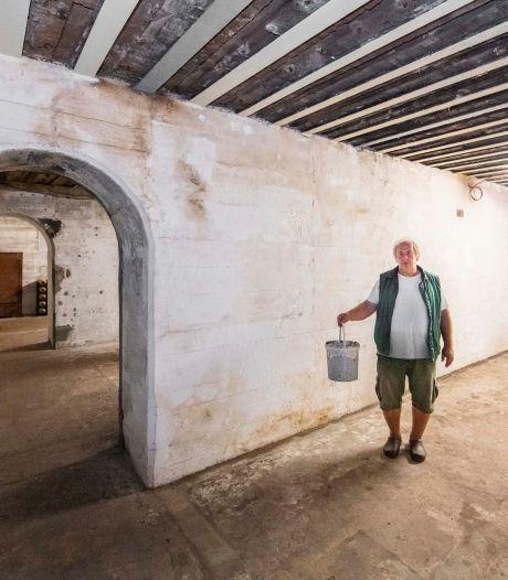 Doneeractie om de bijzondere Dishoekse bunkers waterdicht te maken